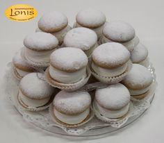 #Macaron (Μακαρόν) μαστίχα - http://www.lonis.gr/macaron/