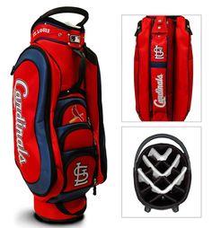 St. Louis Cardinals Medalist Golf Cart Bag