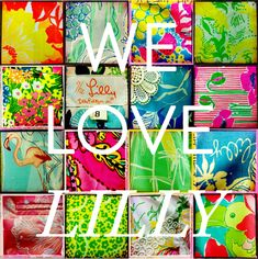 We love Lilly