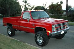 1986 Chevy Silverado 3500 1 ton 4x4