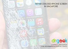 cracked iphone screen repair applecare