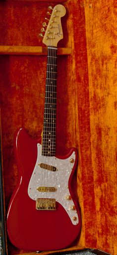 My 1960 Fender Musicmaster made into a Duosonic
