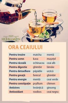 Ora ceaiului Health Diet, Health And Nutrition, Health Fitness, Helathy Food, Under 100 Calories, Nutrition Drinks, Medicinal Herbs, Health Advice, Health And Beauty