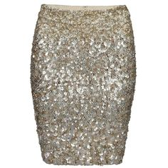 Restrain Skirt ($193) ❤ liked on Polyvore featuring skirts, mini skirts, bottoms, saias, faldas, antique nude, sequin skirt, beaded mini skirt, fitted mini skirt and embellished mini skirt