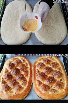 Bread Recipes, Cooking Recipes, Tasty, Yummy Food, Secret Recipe, Turkish Recipes, Food Preparation, Food And Drink, Meals