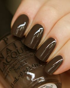 OPI Nordic Collection (release Fall/Winter 2014) - HOW GREAT IS YOUR DANE?