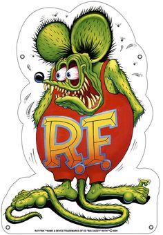 Flying Eyeball and Rat Fink Metal Sign Rat Fink, Ed Roth Art, Preppy Car Accessories, Retro, Cartoon Art, Cars Cartoon, Pinstripe Art, Rockabilly, Garage Art