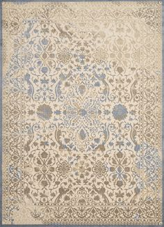 United Weavers of America Dais Connoisseur Taupe Area Rug, Beige & Tan