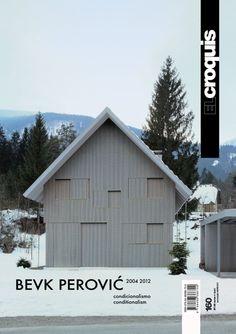 El Croquis N.160 - Bevk Perović
