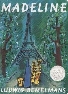 Madeline book series by Ludwig Bemelmans Good Books, Books To Read, My Books, Story Books, Best Children Books, Childrens Books, Ernst Hemingway, Madeline Book, Toys For Little Kids