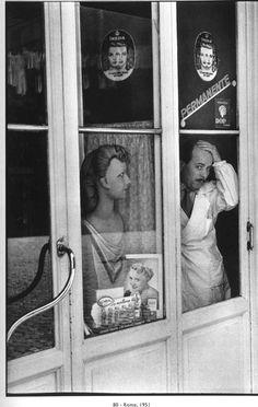 Henri Cartier - Bresson | Roma, 1951