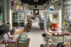 Beriestain Concept Store In Barcelona