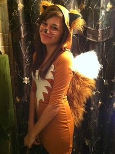 Foxy Roxy Fox Creature Costumes for this Halloween (1)