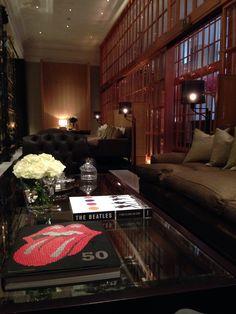 Rosewood London lobby by Tony Chi.