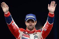 Sébastien Loeb, 9 fois champion du monde rallyes 2012 !