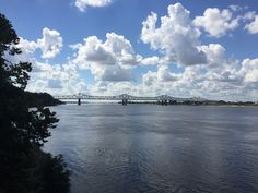 Beautiful day in Natchez Mississippi