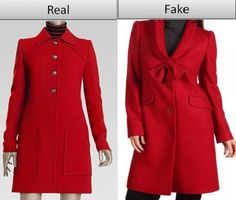 How to Spot a Fake Gucci Coat