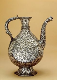 Ewer (Ewer) | Place of origin: Deccan, India (made)  Date: mid 17th century (made)