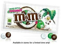 M&M'S Chocolate Candy Official website. Chocolate fun with M&M'S, America's favorite spokescandies, free online games, M&M'S Racing, chocolate candy recipes and more. Coconut Milk Chocolate, Dark Chocolate Candy, Chocolate Gifts, Melting Chocolate, Chocolate Candies, Lucky Charms Treats, Coconut Candy, Dr. Pepper, Meals