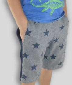 Produktfoto von Windschnittich für Schnittmuster Shorts Sami