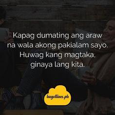 Tagalog Hugot Lines Na Siguradong Makakarelate Ka Filipino Quotes, Pinoy Quotes, Filipino Funny, Crush Quotes Tagalog, Tagalog Quotes Patama, Hugot Lines Tagalog Funny, Tagalog Quotes Hugot Funny, Victor Hugo, Beautiful Words