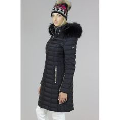 Bogner Lilia D | Bogner Womens Winter | Down filled Coat in Black
