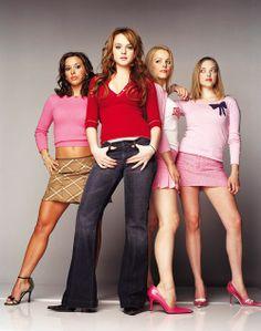 mean girls Lacey Chabert, Lindsay Lohan, Rachel McAdams, Amanda Seyfried