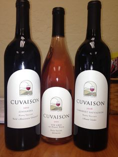 Loves when the Cuvaison Club arrives: We love to hear it!