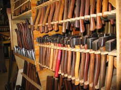 Image result for axe display rack