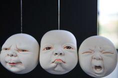 Living Clay – Johnson Tsang's Solo Exhibition Part 3 — My Babies | Artworks of Johnson Tsang