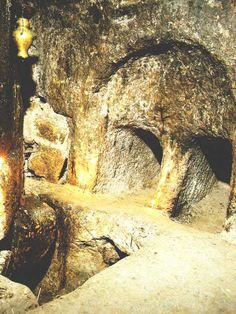 Tomb of Nikodim and Joseph Arimathea