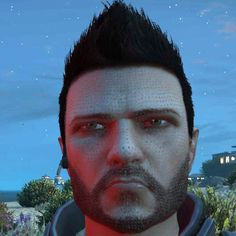Something is wrong with faces in my game any idea how to fix it? [PC] #GrandTheftAutoV #GTAV #GTA5 #GrandTheftAuto #GTA #GTAOnline #GrandTheftAuto5 #PS4 #games