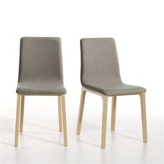 Chaise (lot de 2) Atitud design E. Gallina AM.PM