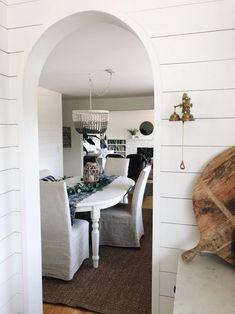Fall House Tour Home Decorating Ideas Coastal Farmhouse Modern Style