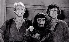 Planet of the Apes tv series. Ron Harper, Planet Of The Apes, Handsome Actors, Old Tv, Best Memories, Movie Stars, Science Fiction, Actors & Actresses, Movie Tv