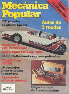 Enero 1985: Filatelia - América del Sur 10 consejos para alisar madera Autos de 3 ruedas Filtros muy útiles para el fotógrafo Cómo tirar fotos de primer plano Construya su caja de herramientasFotografía - Bronica GS-1 una cámara muy versátil - Informe de los dueños - Jeep Cherokee-Wagoneer - 6 ideas prácticas ...Ver más contenido http://www.mimecanicapopular.com/ver.php?a=1985&m=1
