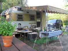 camping in the Winnebago at Twin Lakes end of July 2012, via Flickr.