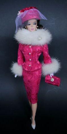 Bildergebnis für barbie ooak fashion for silkstone