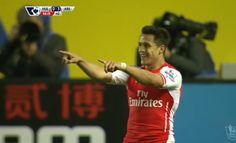 Hull City 1 - 3 Arsenal (Highlights)   StreamTvGoals.com