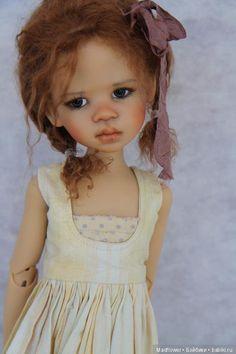 Новая МСД от Кайе Виггс / Куклы Кайе Виггс, Kaye Wiggs dolls / Бэйбики. Куклы фото. Одежда для кукол