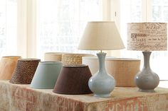 How to Pick the perfect lampshade
