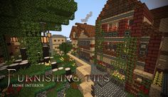 Furnishing Tips - Home interior Minecraft Project