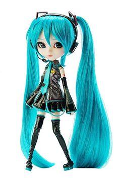 "Pullip Dolls Vocaloid Miku 12"" Fashion Doll ($215)"