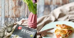 * Angel of Berlin: [cooks...] Vegetarian Quiche with Ravioli {Veggie}