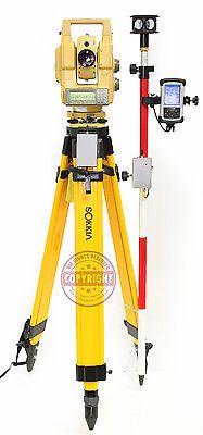 New heavy-duty Topcon tripod. Land Surveyors, Leica, Telescope, Robot, Construction, Tools, Tools, Building, Robotics