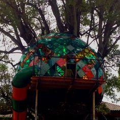 Casa en el árbol... Outdoor Gear, Gazebo, Tent, Outdoor Structures, Random, Kiosk, Store, Pavilion, Tents