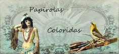 PAPIROLAS COLORIDAS
