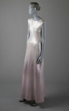Woman's Evening Gown | LACMA Collections