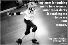 Junior Roller Derby!