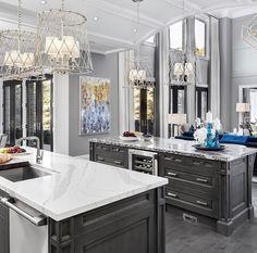 Design My Kitchen, Kitchen Decor, Kitchen Ideas, Kitchen Updates, Kitchen Layout, Kitchen Designs, Pantry Ideas, Kitchen Inspiration, Diy Kitchen